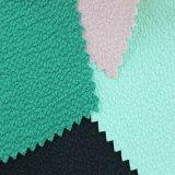 クレープの布の女性の衣服のための柔らかい衣服のしわファブリック