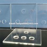 De elektro Comités van het Glas Appliacne met Gaten daarin
