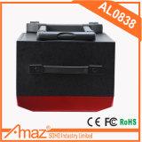 Altavoz al aire libre portable vendedor caliente de la carretilla de Bluetooth con SD/USB