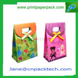 カスタム方法ハンドバッグのお菓子屋包装キャンデーの誕生日プレゼント袋
