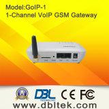 Один входной GoIP SIM GSM VoIP