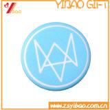 Distintivo su ordinazione del tasto dello stagno del distintivo di Pin di metallo di marchio per il regalo di promozione