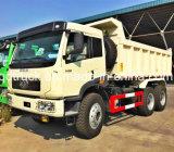 ¡Exportación caliente de Mozambique! FAW 30 toneladas de carros de vaciado