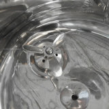 Magnetische het Bewegen Tank met de Magnetische Opruier van de Bodem