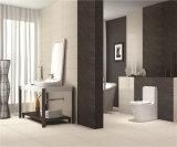 現代寝室の家具600X600mmの陶磁器の艶をかけられた無作法な床タイル