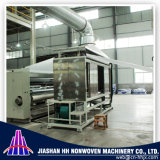 중국 정밀한 질 3.2m SMMS PP Spunbond 짠것이 아닌 직물 기계