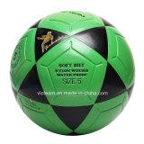 Vert Scuff-Resistant no 5 de Football classique
