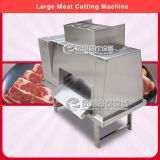 Tipo de tamanho grande máquina de estaca do cortador da carne de carne de porco da carne para o uso comercial (QW-50)