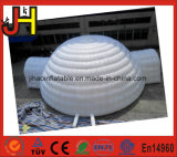 판매를 위한 거대한 옥외 백색 팽창식 돔 천막