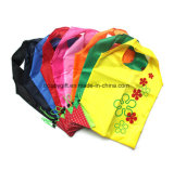 カスタムフルーツ様式Foldableポリエステル手のショッピング・バッグ