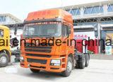 Van de Diesel van de Vrachtwagen van de Tractor van Shacman de Hoofd6X4 Prijs van de Vrachtwagens Aanhangwagen van de Tractor
