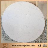 대중적인 최신 판매 사각 백색 석영 돌 식탁