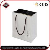 Kundenspezifischer Entwurfs-einfarbiges Drucken-Geschenk-verpackender Papierbeutel