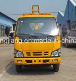 Isuzuのガードレールのトラックはのための販売のためのハイウェイで障壁のポストをインストールする