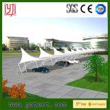 Tente imperméable à l'eau personnalisée de stationnement de véhicule de chapeau de crête élevée