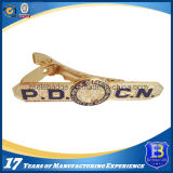 Clip de lazo plateado oro para la promoción (ele-TC03)