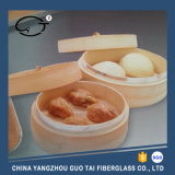 Лист Non-Stick силикона качества еды белого Steaming