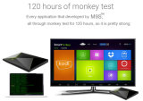2016一義的なデザインM9s-Z8 S905 TVボックス2+16g