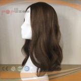 Heiße verkaufenform-Frauen-Jude-lockiges Haar-Perücke (PPG-l-01859)