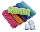 Sofortiges mit hoher Schreibdichte kaltes Garn-abkühlendes Tuch Sports Tuch