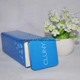 Kundenspezifische quadratische Plätzchen-Blechdose mit Cmyk Drucken