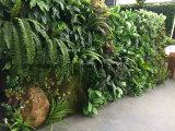 Nuevo estilo falso Muro de las plantas de interior