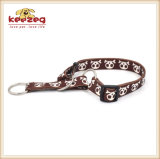 Nouveau style O Ring Nylon Dog Cat Collars / Transfer Printing (KC0099)