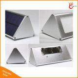800lm Solargarten-Licht des Aluminium-LED mit Radar-Bewegungs-Fühler