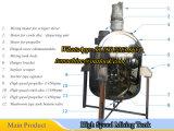 500L acero inoxidable tanque Emulsionar