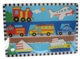 Puzzle educativos de madeira pesado Puzzle (33331)