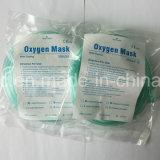 Masque d'oxygène jetable / Mascarilla Oxigeno Desechable