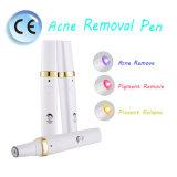 Dispositivo macio do tratamento da remoção da acne do enrugamento da cicatriz da pena nova do laser da acne da terapia da luz da alta qualidade