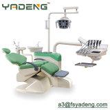 يبني - في نسيج مزدرع نظامة أسنانيّة وحدة كرسي تثبيت