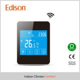 Wi-Fi Smart Heating Temperature Thermostat com controle remoto