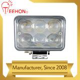 éclairage LED de faisceau d'endroit 18W avec la lentille 4D