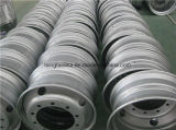 OEM 8 구멍 타이어 정력과 트레일러를 위한 강철 바퀴 변죽