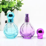 Покрасьте емкость бутылки дух брызга бутылки бутылки дух стеклянной бутылки новую пустую большую 20 Ml оптовым