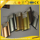 Hot Vente de produits en aluminium brossé brillant International