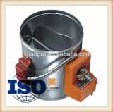 Stahl-Dämpfer des Ventilations-Systems-Galvalized