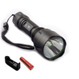 2000lm CREE T6 LED Flashlight Flash Torch Light