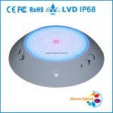 luz subacuática cambiante de la piscina del control LED del interruptor de 12V RGB