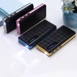 3-USB Portable Travel 10000mAh Power Bank para iPhone Android