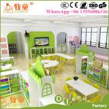 중국 공급자 MDF 판매를 위한 물자 유치원 교실 가구