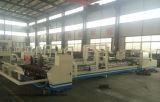 Automatisches Faltblatt Gluer u. Gurtungs-Maschine mit Qualität ISO9001 und Hersteller