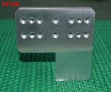 Moagem de CNC de alta precisão peça de alumínio para equipamentos de automação