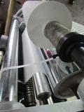 El tipo de superficie de corte longitudinal de la máquina de rebobinar para 10mm Pptu rollo (DC-SF700).