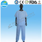 El vestido quirúrgico de SMS/friega juegos