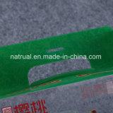 Caja de embalaje transparente plástica de encargo del PVC con el pliegue suave para el regalo