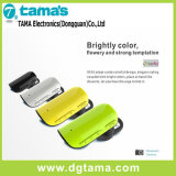 Auricular estéreo de auriculares Bluetooth con función de instantánea 4 colores opción