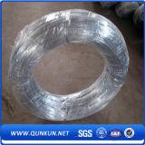 Coupe de feux de croisement galvanisé à chaud de 2,5 mm Tie Wire & le fil de liaison